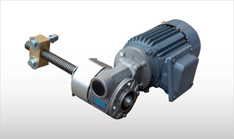 Electric Gear Motor Actuators - CRG